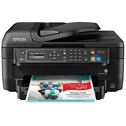 Epson WorkForce WF2750 printer