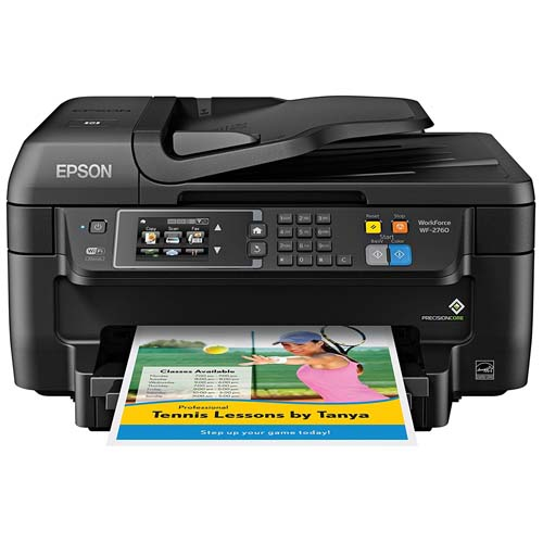 Epson WorkForce WF2760 printer