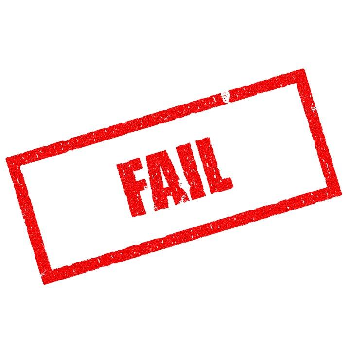 fail stamp