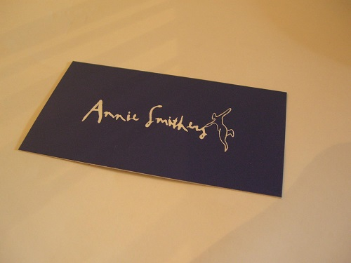 Foil stamping cards