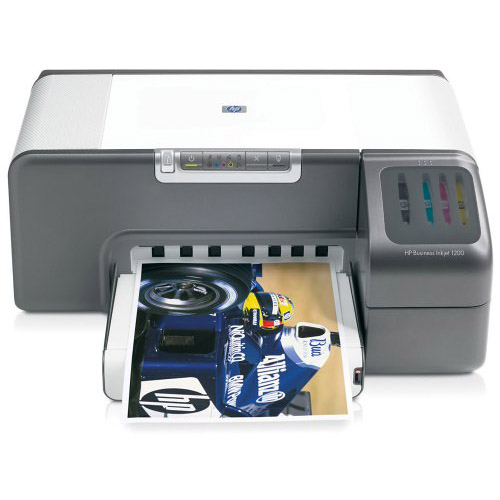 HP BUSINESS INKJET 1200DTN PRINTER