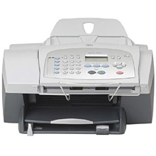 HP FAX 1230XI PRINTER