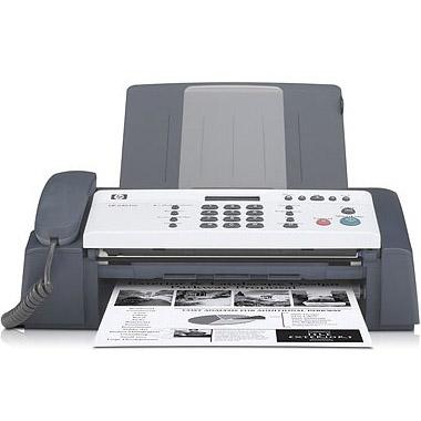 HP FAX 640 PRINTER