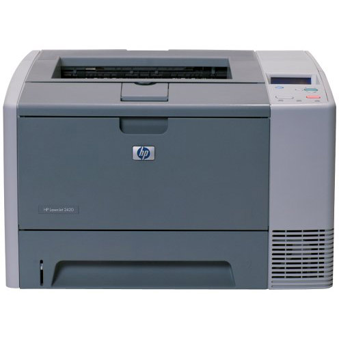 HP LASERJET 2420DTN PRINTER