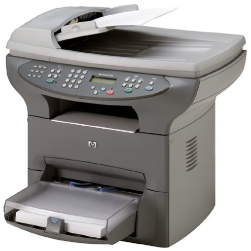 HP LASERJET 3330MFP PRINTER
