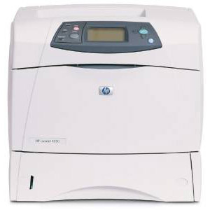 HP LASERJET 4250 PRINTER