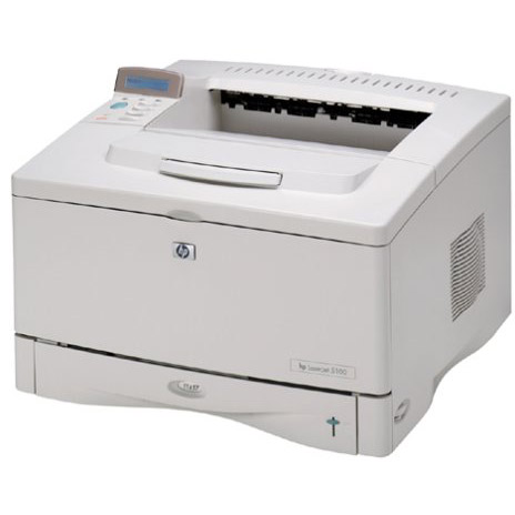 HP LASERJET 5100DTN PRINTER
