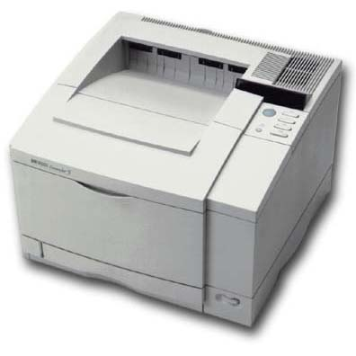 HP LASERJET 5M PRINTER