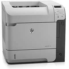 HP LASERJET ENTERPRISE M602N PRINTER