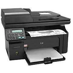 HP LASERJET M1217NFWMFP PRINTER