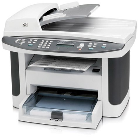 HP LASERJET M1522NFMFP PRINTER
