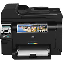 HP LASERJET PRO 100 COLOR M175A PRINTER