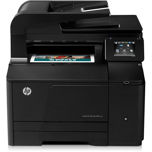 HP LASERJET PRO 200 COLOR M276N PRINTER