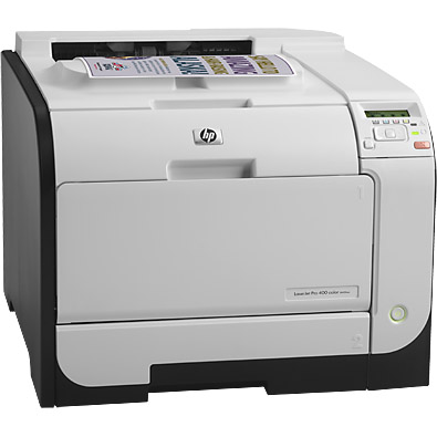 HP LASERJET PRO 400 COLOR M451DW PRINTER