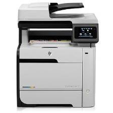 HP LASERJET PRO 400 COLOR MFP M475DW PRINTER