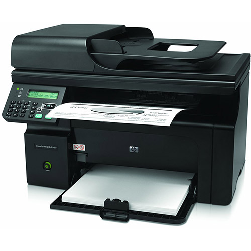 HP LASERJET PRO M1212NFMFP PRINTER