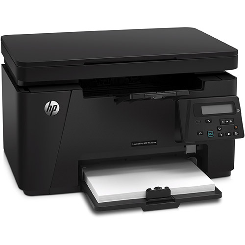 HP LASERJET PRO M125RNW MFP PRINTER