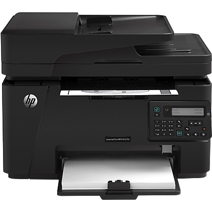 HP LASERJET PRO M127FN MFP PRINTER