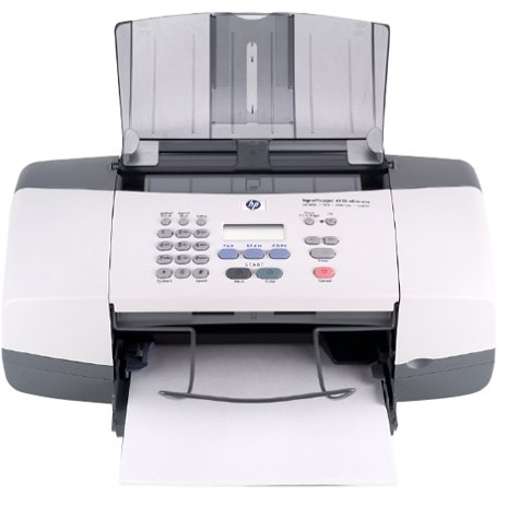 HP OFFICEJET 4110XI PRINTER