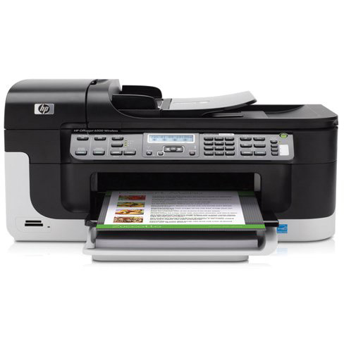 HP OFFICEJET 6500 PRINTER