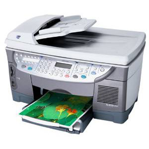 HP OFFICEJET D145XI PRINTER