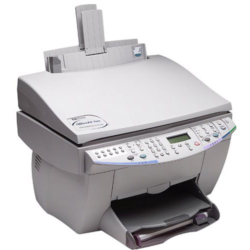 HP OFFICEJET G85XI PRINTER