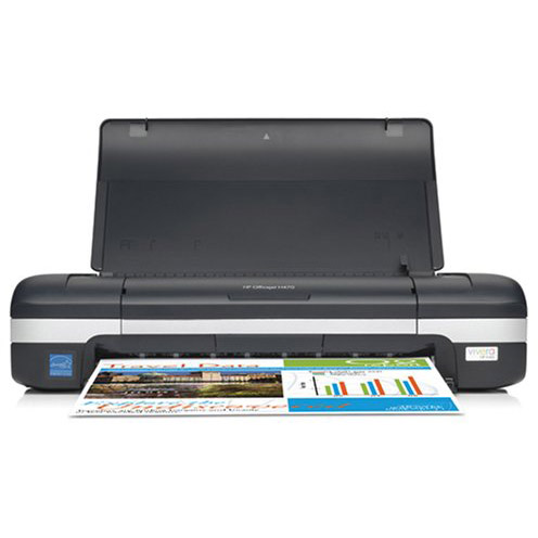 HP OFFICEJET H470WBT PRINTER