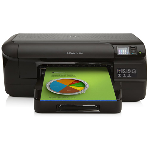 HP OFFICEJET PRO 8100 EPRINTER PRINTER