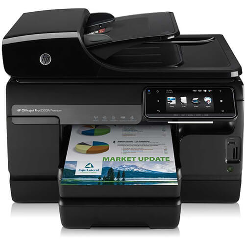 HP OFFICEJET PRO 8500A PREMIUM PRINTER