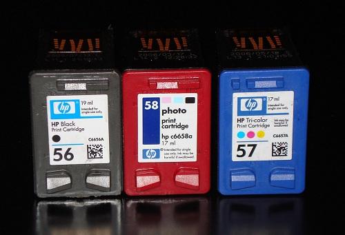 HP Print ink cartridges