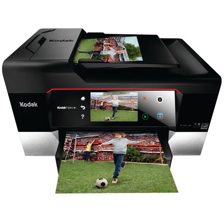 KODAK HERO 9 1 ALL IN ONE PRINTER