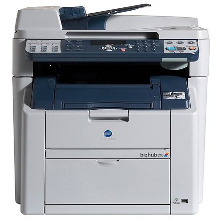 KONICA BIZHUB C10X PRINTER