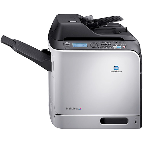 KONICA BIZHUB C20X PRINTER