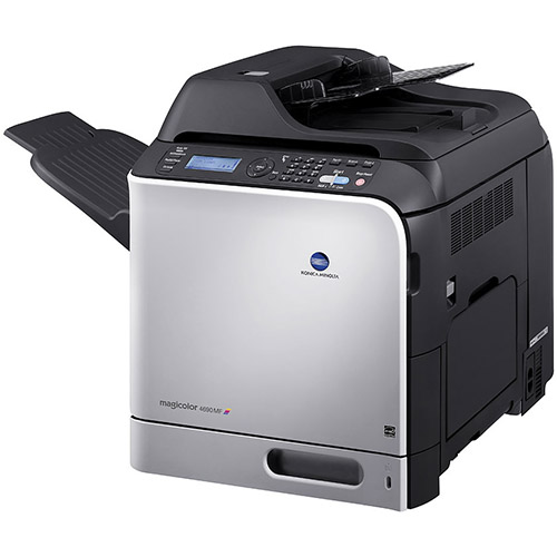KONICA MAGICOLOR 4690MF PRINTER