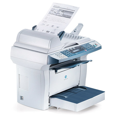 KONICA PAGEPRO 1390MF PRINTER
