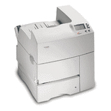 LEXMARK OPTRA LX PLUS PRINTER