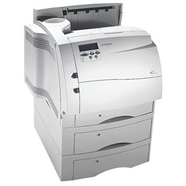 LEXMARK OPTRA S2455N PRINTER