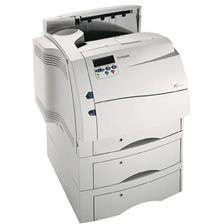 LEXMARK OPTRA SE3455 PRINTER