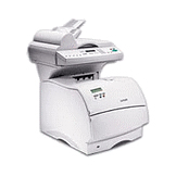 LEXMARK OPTRAIMAGE 2455M PRINTER