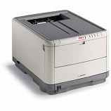 OKIDATA OKI C3400N PRINTER