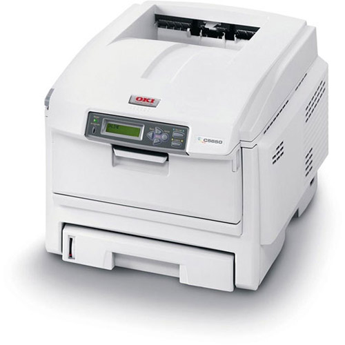 OKIDATA OKI C5650DN PRINTER