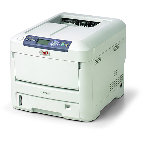 OKIDATA OKI C710DTN PRINTER