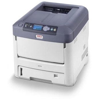 OKIDATA OKI C711DTN PRINTER
