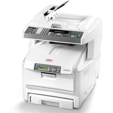 OKIDATA OKI MC560 PRINTER