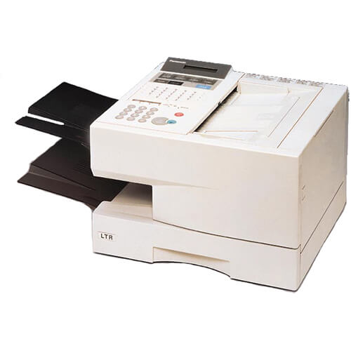 Panasonic PanaFax-UF580 printer