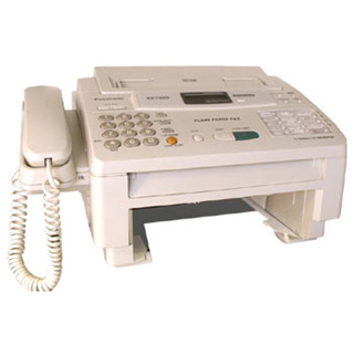 PANASONIC KX F1000 PRINTER