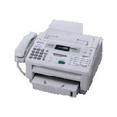 PANASONIC KX F1050 PRINTER