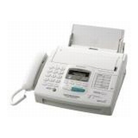PANASONIC KX FP205 PRINTER