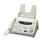 PANASONIC KX FP245 PRINTER