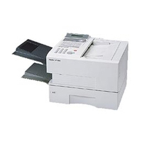 PANASONIC PANAFAX DX1000 PRINTER
